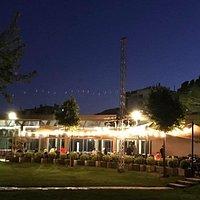 Nights at our Terrace! #ilovesamachtaura