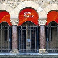 Entrance of Dialog im Dunkeln Trier
