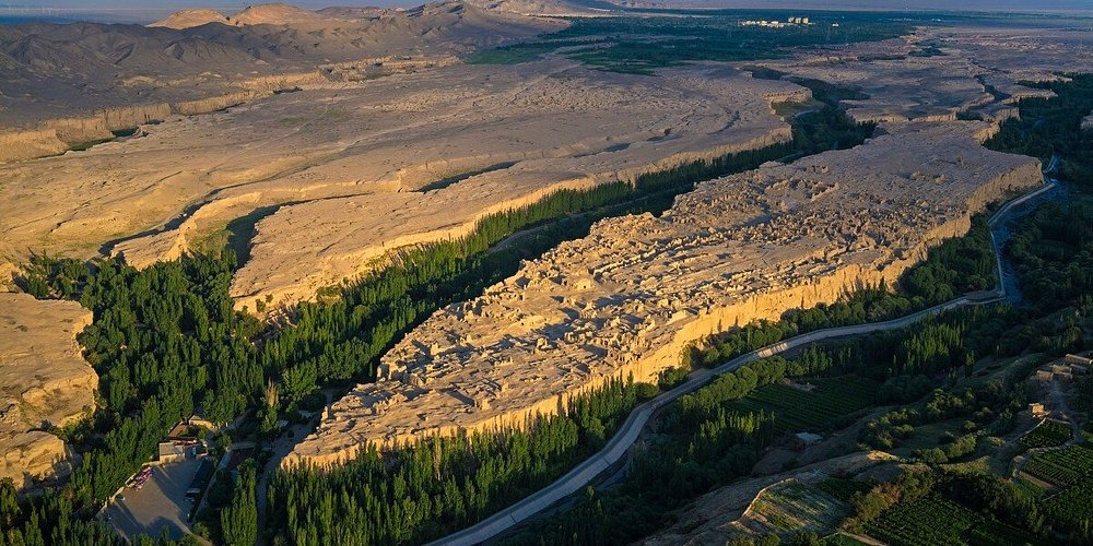 The most charming sites of turpan