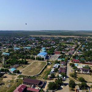 Центральный пляж, Кучугуры.