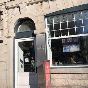 Lorimer Gallery Ottawa - 495 Sussex Drive