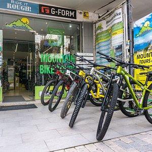 CaMi-Bike - your Bike Station for Premium Mountain Bike and Trekking Bike Rental