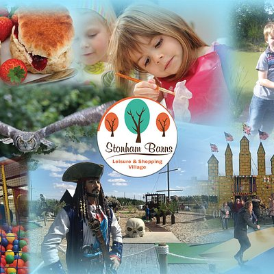 Unique Shops - Restaurant - Tea Room - Adventure Golf - Indoor Soft Play Area - Bouncy Pillow - Fair Rides (seasonal) -  Crafty Suffolk - Birds of prey - Well stocked fishing lakes - Golf Course - Family Events -