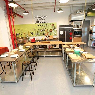 Our glorious brand new kitchen studio!