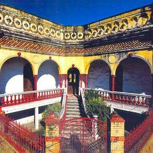 Fachada Casa Gándara