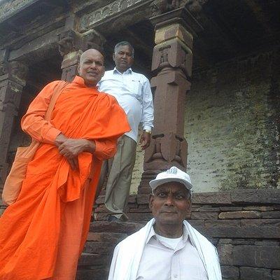 Pillars Budhi Chanderi i.e. 20 KM from Chanderi Town