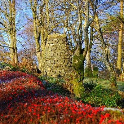William wallace and robert burns cairn