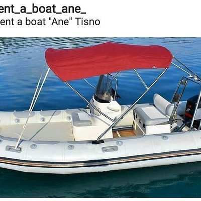 "Rent a boat "" Ane"" Tisno"