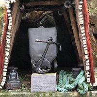 鉱山と海の記念碑