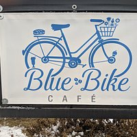 The Blue Bike Cafe in Montgomery Center VT