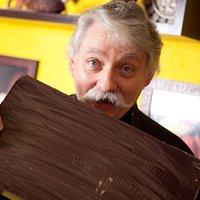 Je craque pour le Chocolat Noir...