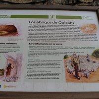 Abrigo de Quizans