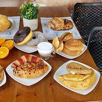 Delicious Breakfast !!!