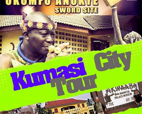 KUMASI CITY TOUR
