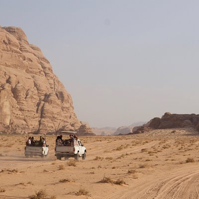 Wadi Rum Desert Eyes Jeep Tour