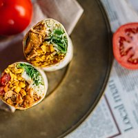 Burrito mit Chicken