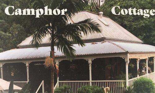 Camphor Cottage Cafe & Gallery 190 Main Street Montville 0428 580 555