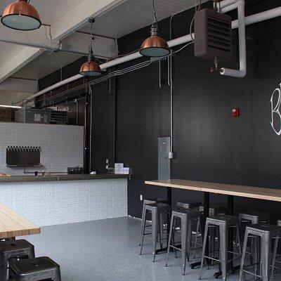 New taproom at Shattuck Way address