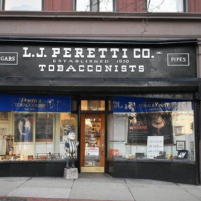 L. J. Peretti Company Exterior