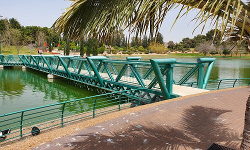 Raanana Park II - Picture No. B024 - By israroz (April 2019)