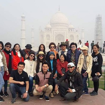 Thai Group in Agra