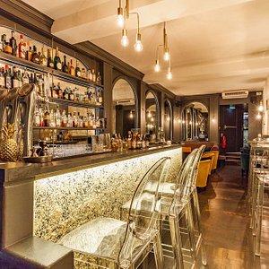 Arbane Cocktail Bar Paris