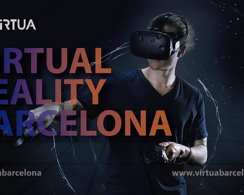 enjoy virtual reality in Barcelona Try our Virtual Reality Escape Rooms Bring your kids and have an amazing time with them  Don't miss it!  Try it now in www.virtuabarcelona.com