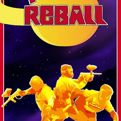 Planet Reball. Paintball Indoor