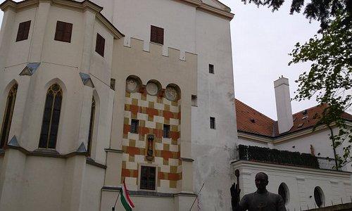 Bishop-Lookout Tower