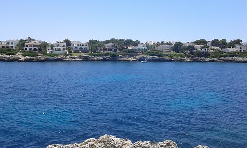 L'île regorge de paysage magnifique