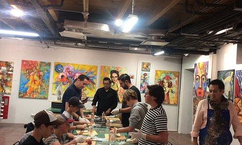 Art Workshops in Sán Jose del Cabo