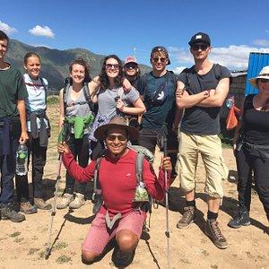 Starting a 2 day trek adventure through colca canyon