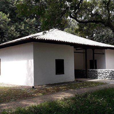 The casa.