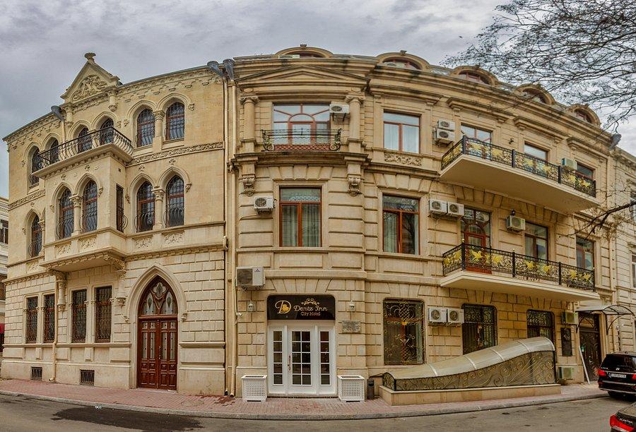 Deniz Inn City Hotel 44 5 1 Prices Reviews Baku Azerbaijan Tripadvisor