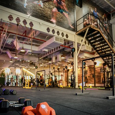 The Traning Ground @ The Vault Total Conditioning Dubai