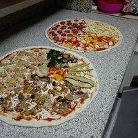 Pizze maxi