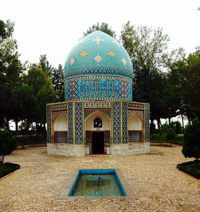 14th of April (25th Farvardin) the world day of Attar of Nishapur, the great poet of Iran..