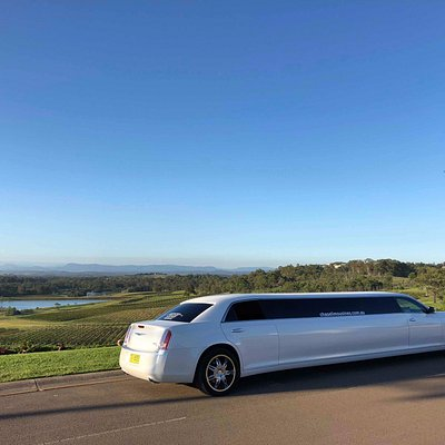 Chrysler Limousine at Audrey Wilkinson Hunter Valley