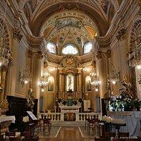 Orario di San Giovanni Battista a Loano in via Boragine, sede della Confraternita dei Bianchi