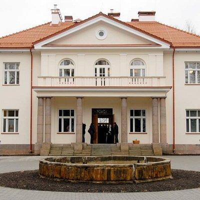 Family residence of Antanas Smetona