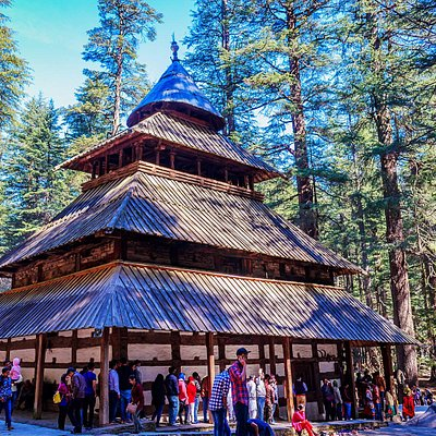 At the time of summers and place look elegant and refresh you from your hectic daily life. Must visit place in Manali.