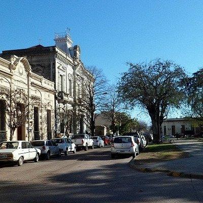 Municipalidad Calle Plaza