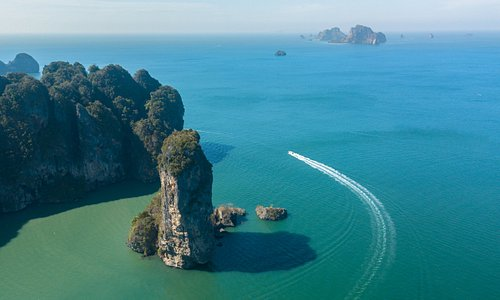 The raw natural beauty of Krabi in Thailand!