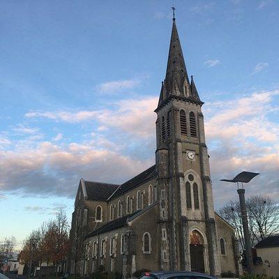 Eglise St Magne de Bizanos