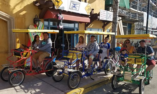 Pismo Beach Bike Rentals is great for Family get time and experiences.