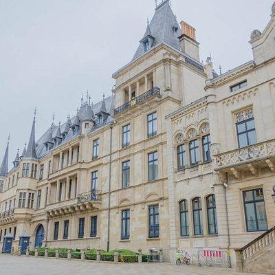 Pałac Wielkiego Księcia w Luksemburgu