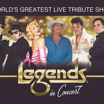 Legends in Concert 2019