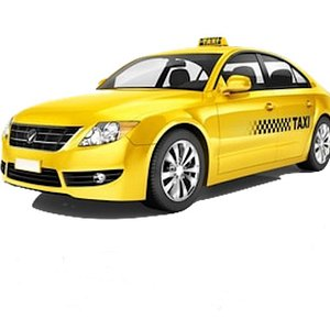 Yellow cab service in Austin, Texas.