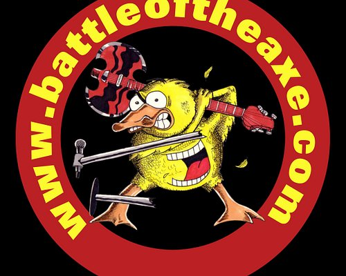 Battle of the Axe Comedy, singer/songwriters & open mic club