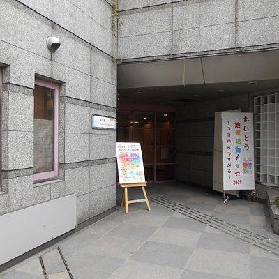 隅田公園リバーサイドギャラリー